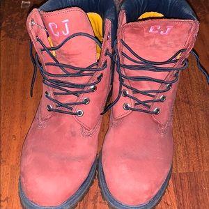 Men's Custom Timberland Boots